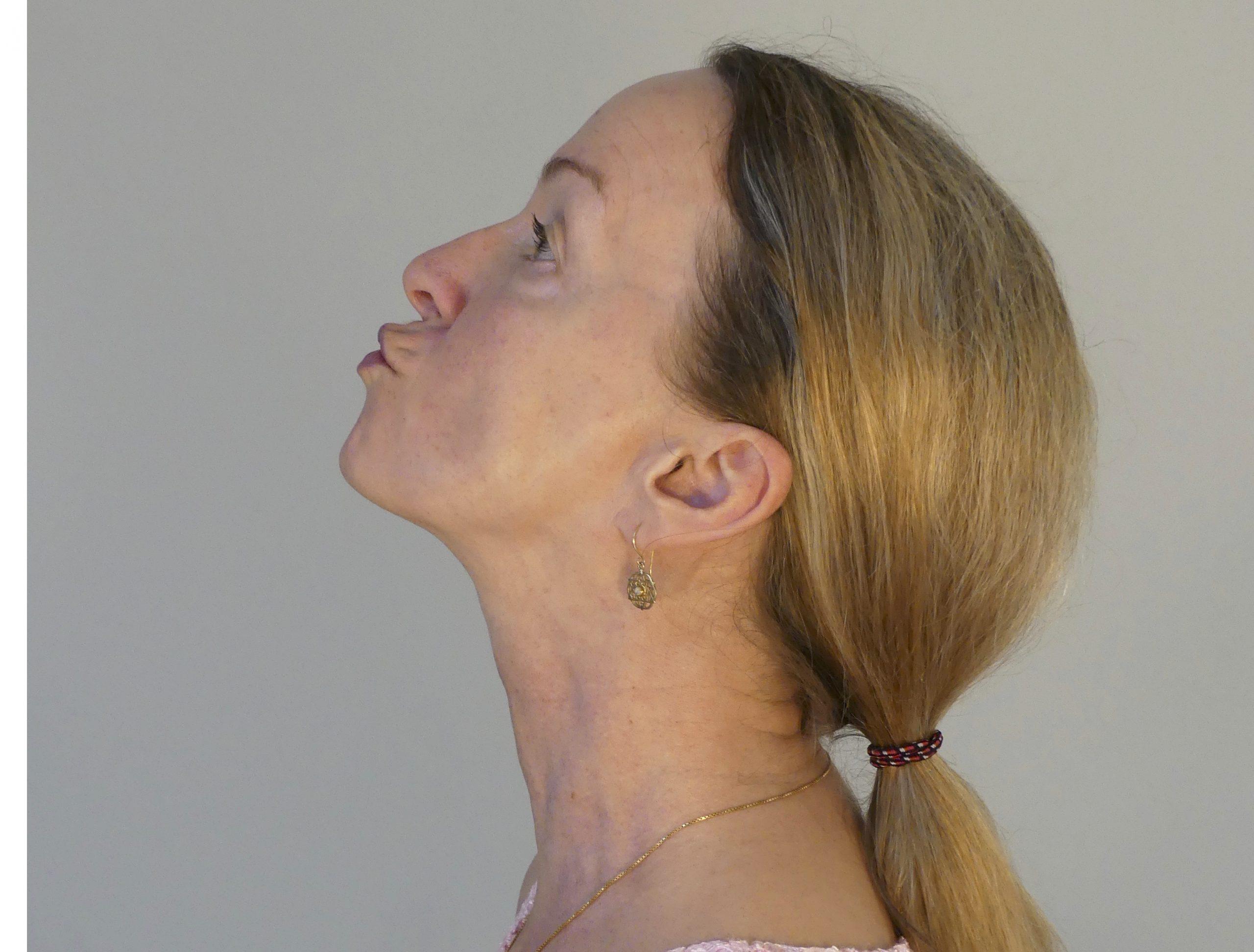 Lift Neck & Jawline with Face Yoga Australia