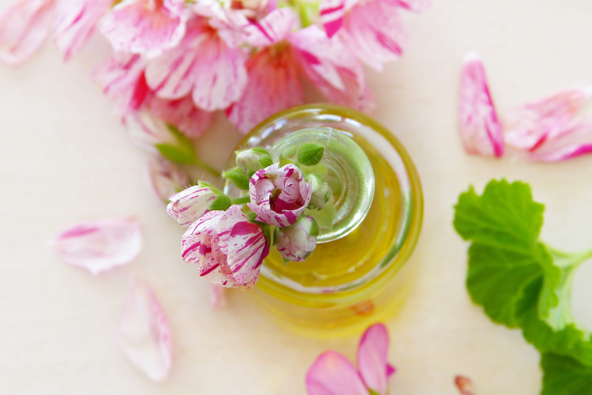 Natural and organic beauty product recipes
