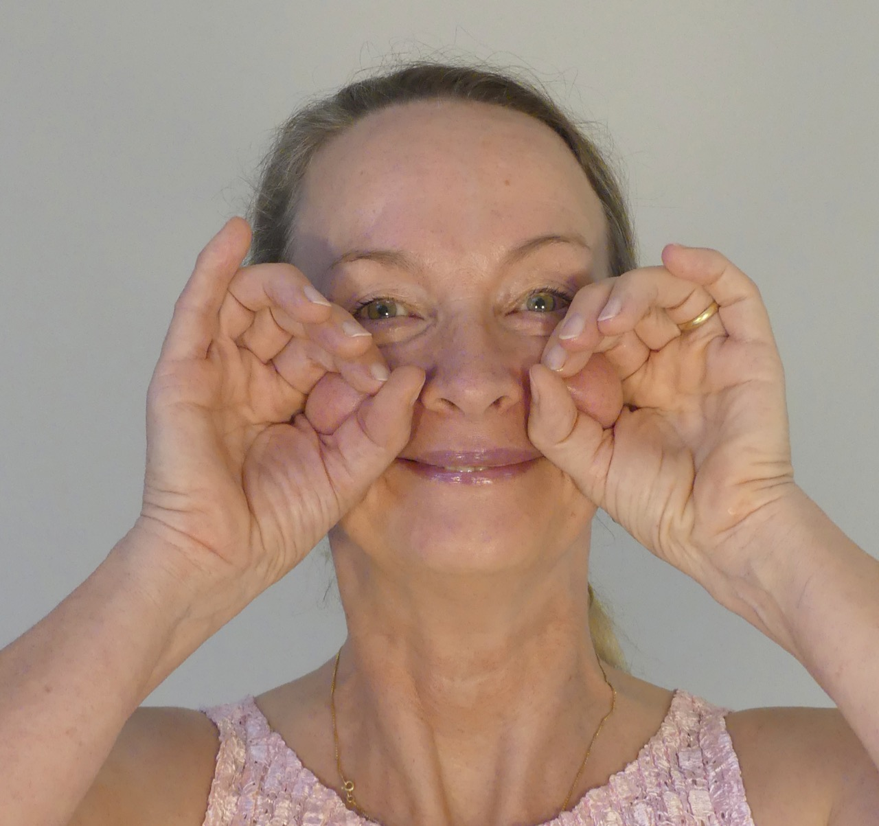 Lift your cheeks with Face Yoga Australia