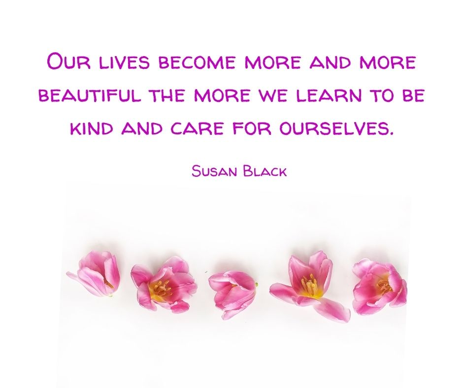 Your life becomes more beautiful affirmatoin