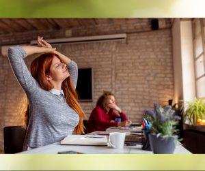 Lunch Break Face Yoga Australia Live Online class